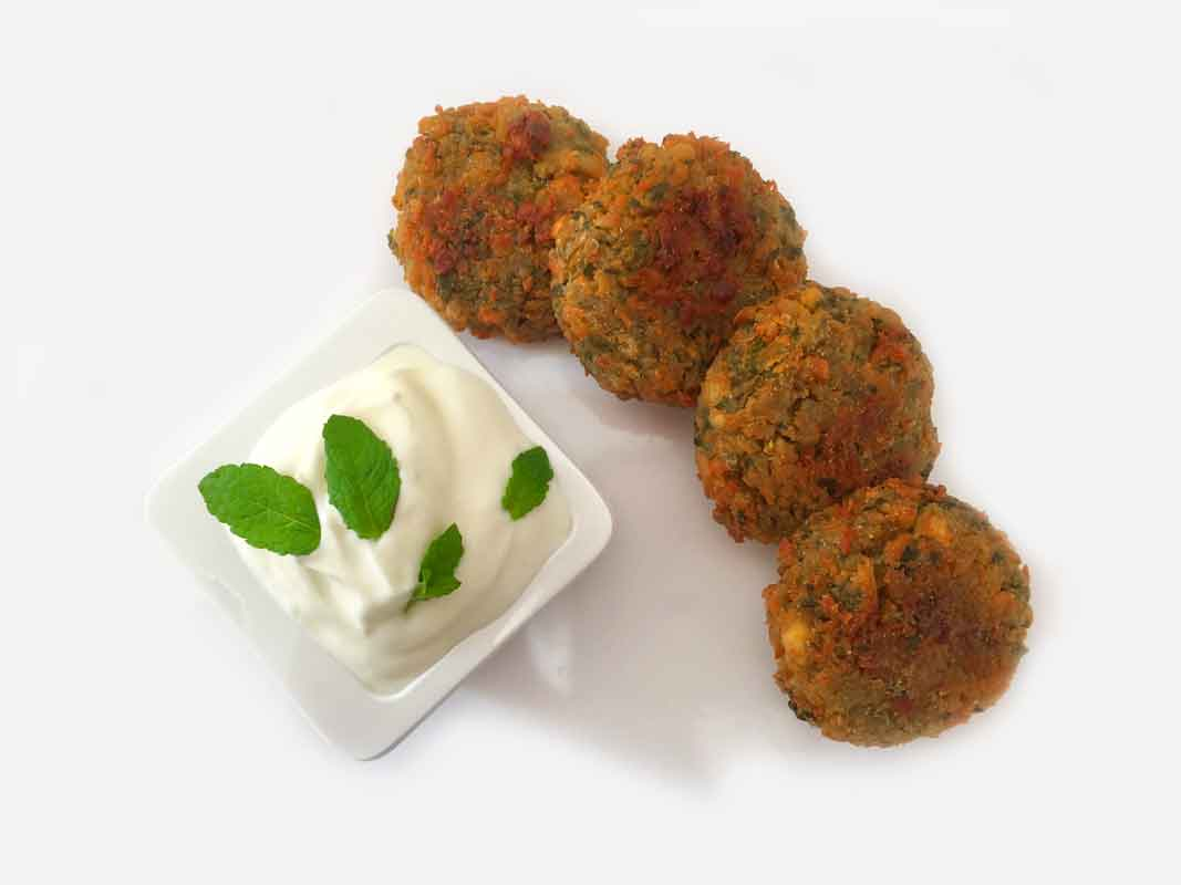 Falafel mini