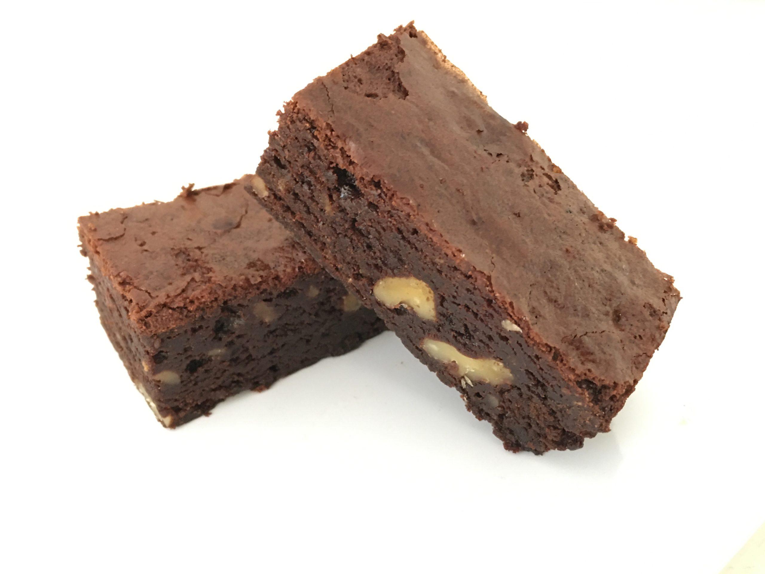 Brownie con nueces para comprar online