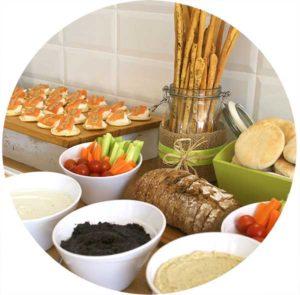 Finger food catering fiesta palma de mallorca