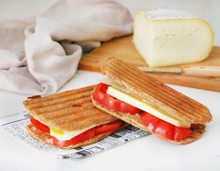 Receta pan crujiente de yogur y espelta