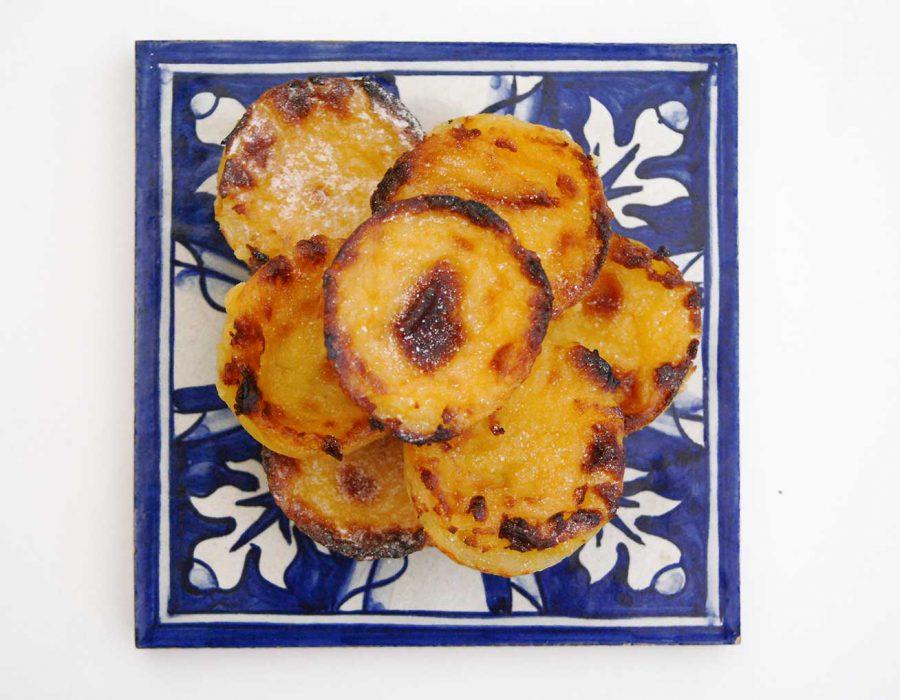 Receta pastéis de nata portugueses